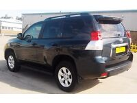 TOYOTA LANDCRUISER 2010 CHEAP 4X4 BEAUTIFUL CONDITION 1 OWNER EX TOYOTA OWNED shogun pajero
