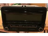 Volkswagen Golf RCD310 DAB Radio