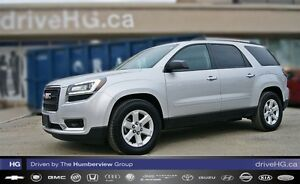 2016 GMC Acadia SLE2|DUAL ROOF|REAR CAM|LOW KM