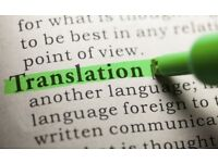 Translation services Latvian - Russian- English