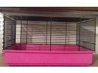 hamster cages x 6