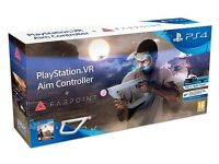 Wanted. Farpoint with Aim Controller PS4