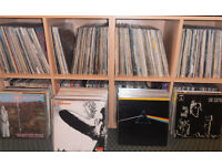 Records Wanted - Private Collector Wants Your Vinyl Records