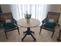Solid Wood Dining / Breakfast / Occasional Table