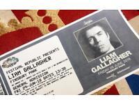 LIAM GALLAGHER: FINSBURY PARK LONDON