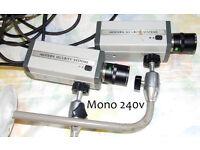 Various CCTV Cameras