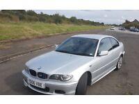 2006 BMW 320CD Coupe M Sport 2.0 Diesel - MOT September 2018 - Service - 142527 Miles - New Parts