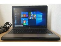 "Excellent HP i3 Laptop,15.6"" LED Display,4GB DDR3 RAM,Wifi/Webcam/Hdmi,Win 10 64 bit"