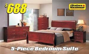 5-Piece Bedroom Suite-Belleview