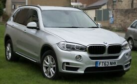 BMW, X5, Estate, 2014,XDrive, 2993 (cc), 5 doors