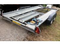 Richardson Trailers Work Horse Car Transporter Trailer 2010 With Electric Winch