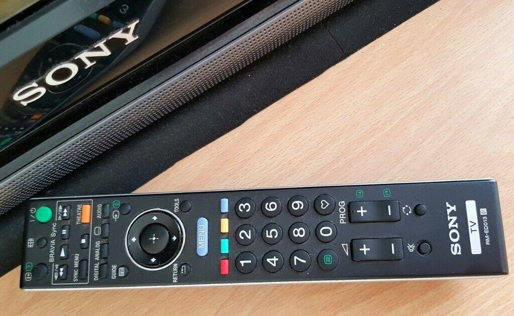 TV 40 inch Sony BRAVIA (not smart)-100% Works
