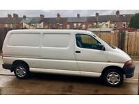 WANTED ! TOYOTA HIACE ANY MILEAGE, CONDITION ! CASH WAITING !