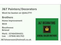 J&T Painters/Decorators