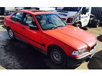 BMW 318i E36 Auto Breaking 89000 Miles ( Alloys + Tyres)