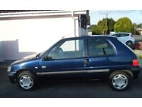 Peugeot 106 Independence, Blue, 3 Door Hatchback (Petrol)