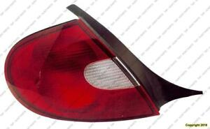 Tail Light Driver Side Dodge Neon 2000-2002