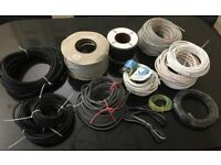 Various Electric Cables
