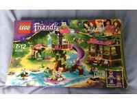 Lego friends 41038 jungle rescue base - complete