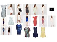 Ladies Dresses Wholesale Job Lot - Evening - Maxi - Prom - Cocktail - Party - Formal - Lace - TFNC
