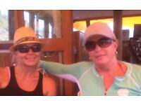 Female 45 looking for Travel Buddy Female or Male for winter sunshine & relaxing beach holiday