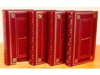 SHAKESPEARE THE COMPLETE WORKS IN FOUR VOLUMES