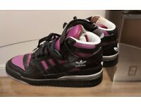 Used Adidas trainers