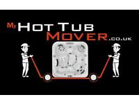 My Hot Tub Mover Jacuzzi Spa Relocation Services Yorkshire