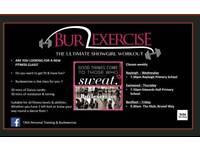 Burlexercise -Fitness Classes