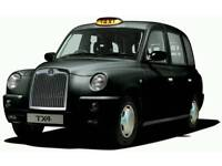 Taxi Driver required for EXCLUSIVE Rental