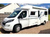 2017 Bailey Advance 665 Motorhome - 6 berth with many factory fitted extras