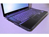 Compaq 610 Laptop 3GB W7 Wifi