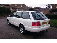 1997 Audi A6 1.9 TDi C4 Estate Manual Rare Classic, Reduced Price!