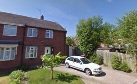 2 bedroom house in Laburnum Avenue, Cannock, WS11