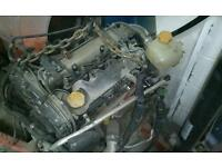 19 cdti engine complete with 6 speed gearbox