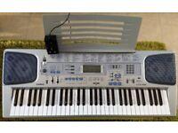 Casio CTK-591 keyboard