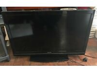 40 Inch Toshiba TV - Requires external speakers