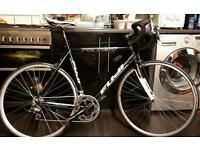 Fuji roubaix light, fast and brilliant road bike