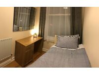 Single bedroom in Fulham Palace Rd flatshare. All bills included.
