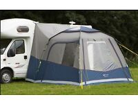 Outdoor Revolution Movelite XL stand alone porch awning, with groundsheet, for Motorhome or caravan