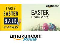Amazon Fire TV Stick & TV/MOVIE/SPORT 4K/HD VOD/BXSETS