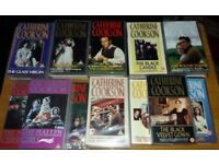 Catherine Cookson Video Tapes VHS, some unplayed, some played once. Set of 18.