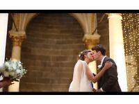 Book the film maker for your wedding today!