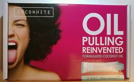 Coco White teeth whitening kit - 10 available - £18 each