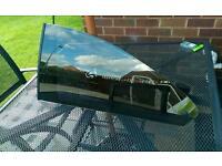 Bmw e46 rear tinted quarter glass and motor