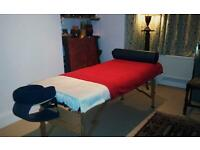 Professional Massage by Male Massage Therapist. Deep Tissue Massage and Holistic Massage.