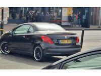 Automatic Peugeot convertible £1300 quick sale