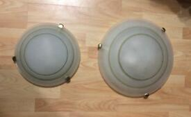 Ceiling Lights - 2 sizes