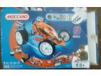 Meccano car box set as new