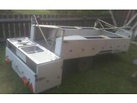 Conway trailer without the tent